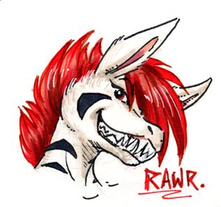 Kria headshot by not-fun