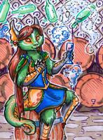 lorelei in the haunted winery by not-fun