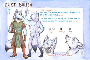 ref sheet - Dust Sulfen by not-fun