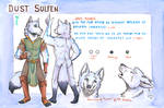 ref sheet - Dust Sulfen