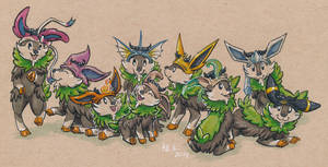 and now some skiddo! by not-fun