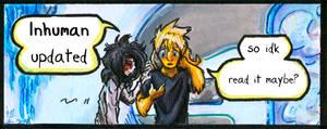inhuman arc 13 pg 7 online - link in the desc by not-fun