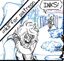 inhuman arc 13 pg 12 -inks stage- by not-fun