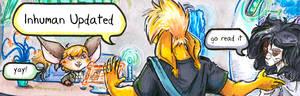 inhuman arc 13 pg 13 -link in the desc-