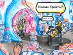 inhuman arc 13 pg 14 -link in the desc-