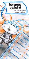 inhuman arc 13 pg 15 -link in the desc-