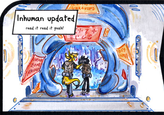 inhuman arc 13 pg 25 -link in desc- by not-fun