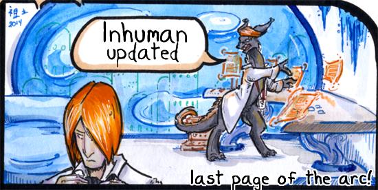 inhuman arc 13 pg 26 -link in desc- by not-fun