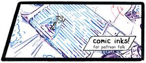inhuman arc 14 pg 11 -inks stage-