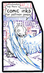 inhuman arc 14 pg 13 -inks stage-