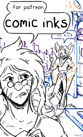 inhuman arc 14 pg 21 -inks stage- by not-fun