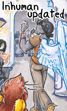 inhuman arc 14 pg 21 -link in desc- by not-fun