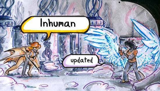 inhuman arc 14 pg 33 -link in desc- by not-fun