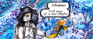 inhuman arc 15 pg 1 -link in desc- by not-fun