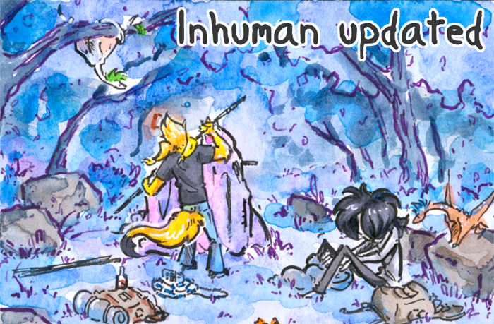 inhuman arc 15 pg 11 -link in desc- by not-fun