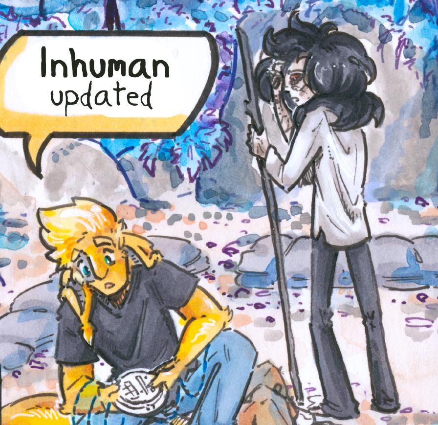 inhuman arc 15 pg 16 -link in desc- by not-fun