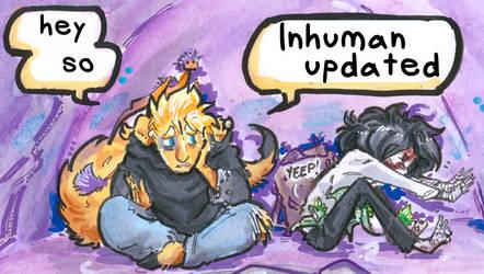 inhuman arc 16 pg 15 -link in desc- by not-fun