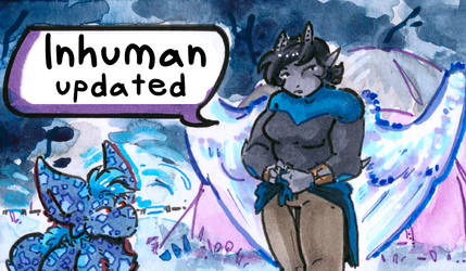 inhuman arc 16 pg 18 -link in desc- by not-fun