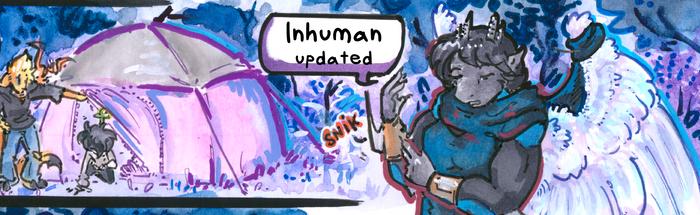 inhuman arc 16 pg 20 -link in desc- by not-fun