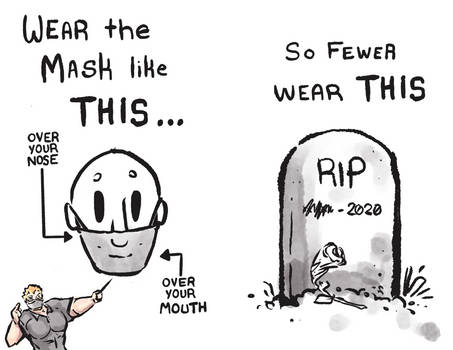 mask PSA