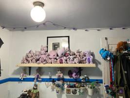 Mewtwo plush collection 2020