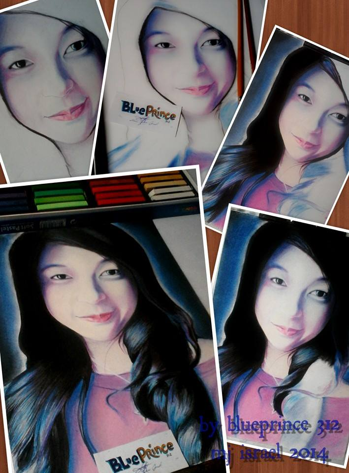 My First Soft Pastel (charlene macalos) by blueprince312
