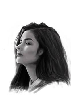 Liza sketch