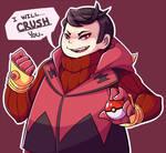I Will Crush You