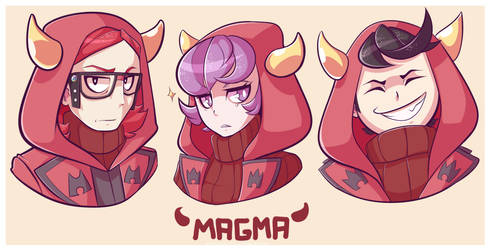 Magma And Horns