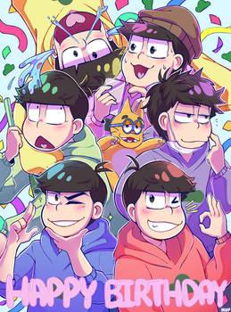 Birthday Matsu 2017