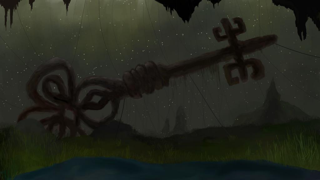 The Legendary Key by 10-scorcez-37