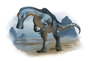 Draw Dinovember 2016 Day 16 Irritator