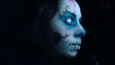 Skull Girl4 by LordOfWhiteSoul