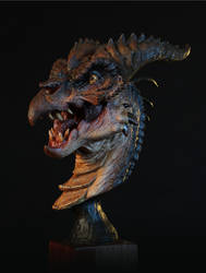 Badlands Cinderback Dragon4 by Kahiah