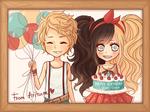 Happy Birthday, Hime-chi~!
