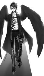 COMM: silverangel907 2/2 by aritsuneart
