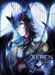 CC: Xeren by aritsuneart