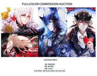 COMMISSION Auction(open)
