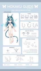 Hokaku species guide