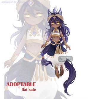 [closed] adoptable flat sale