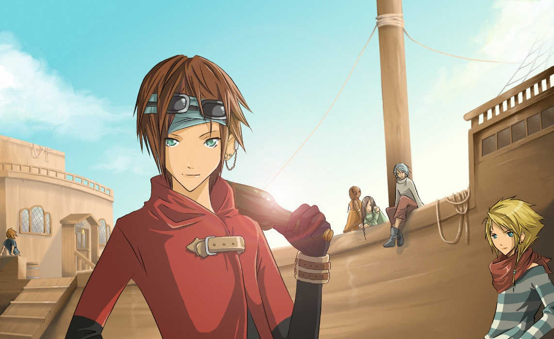 Maiden Voyage by Gasara