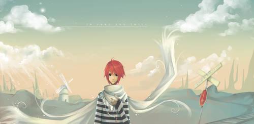 In Fang + Thief by Gasara