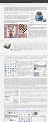 Pixel Art Tutorial - Basics for Beginners by Gasara