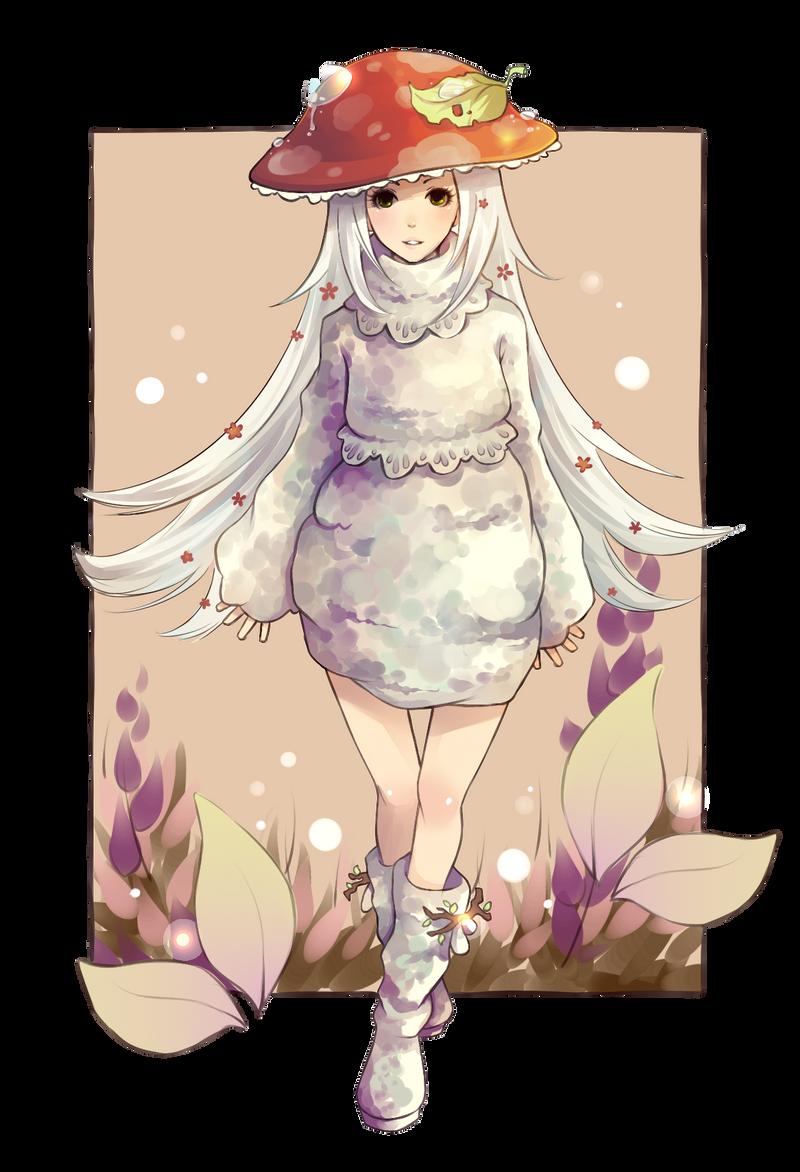 [SS: Hetiru] Amanita by Gasara