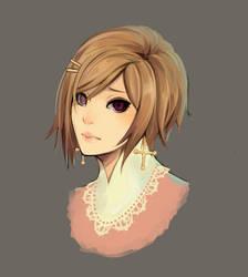 Munryeo Sketch by Gasara