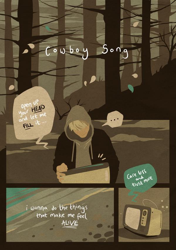 Cowboy Song by Gasara