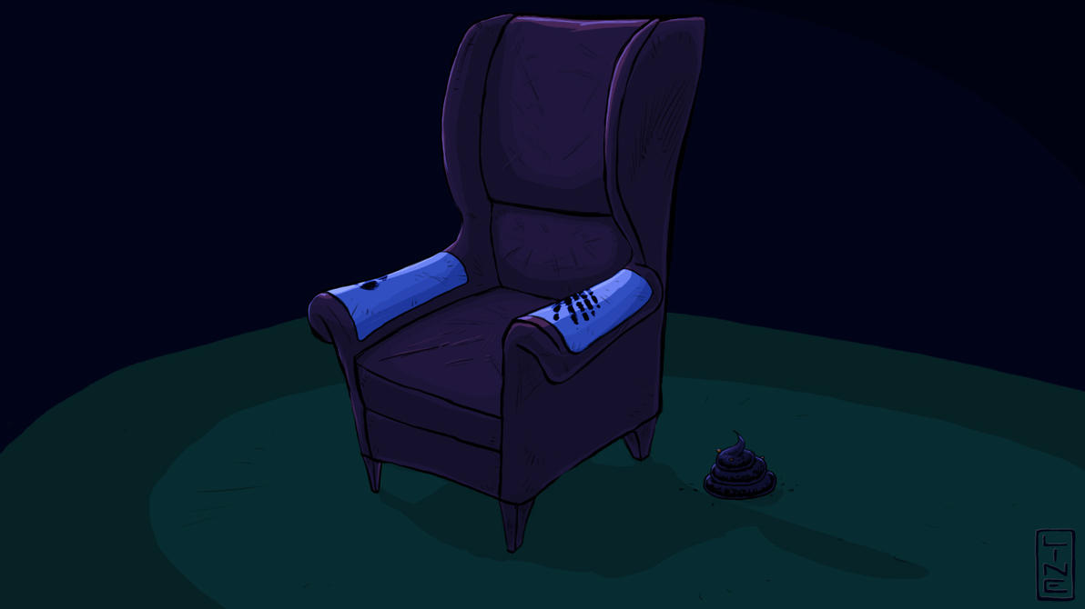 My skills have advanced so far I can draw a chair by LineDetail