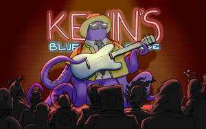 Octo Blues Inspired by Kevin MacLeod by LineDetail