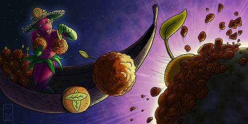 Terraforma Cosmic Corsair