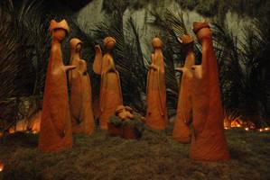 Nativity scene 1 by anjosarda